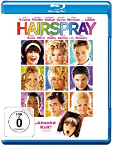 Hairspray [Alemania] [Blu-ray]