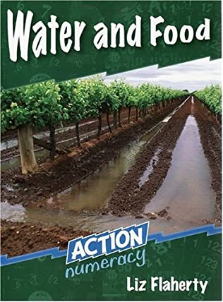book cover of Water and Food: Action Numeracy