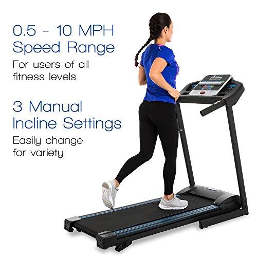 Horizon T101 Treadmill Disassembly: XTERRA Fitness TR150 Folding Treadmill Black