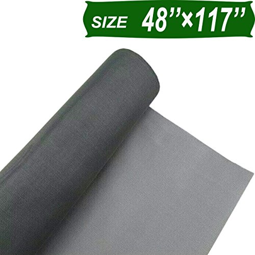 Gray Fiberglass Screen - Senneny 48
