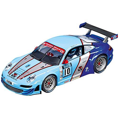Porsche Gt3 Rsr (Carrera Digital 124 23827 Porsche GT3 RSR 'Team Mamerow, No.10')