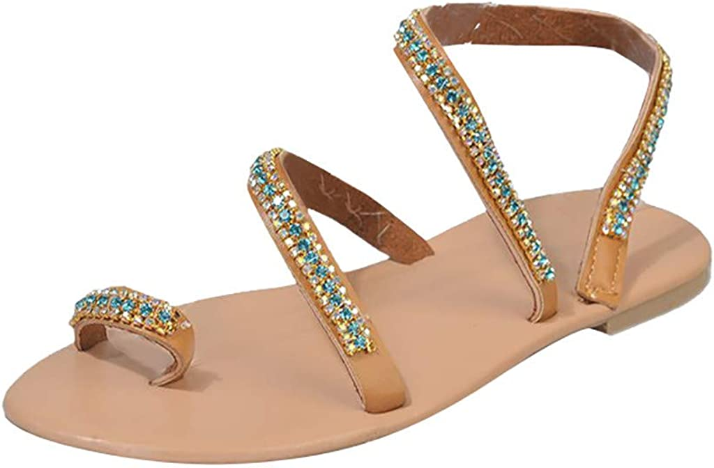 SUDADY Pantofole da Bagno Clip Toe Open Toe Eleganti Sandali