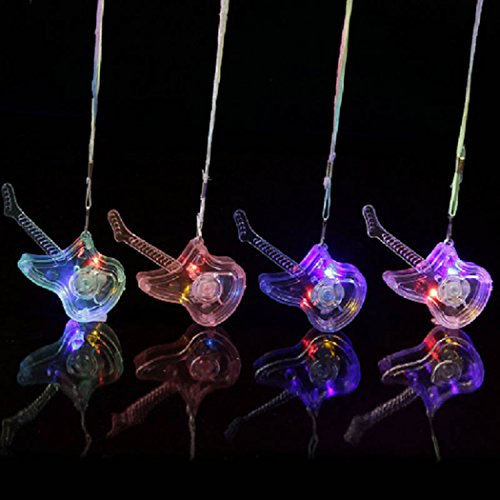 Flashing Led Light Necklace - 9