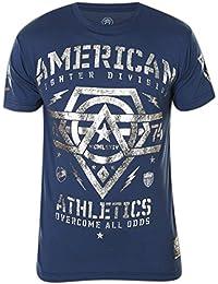 Men's Westend Tee Shirt Dark Indigo China Blue