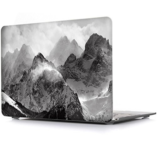 Macbook iCasso Printing Protective Mountain