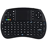Neoteck Bluetooth Keyboard Portable Mini Wireless Bluetooth 3.0 Keyboard with Touchpad Mouse for ISO iPhone 6 6 Plus iPad Android Smartphone Samsung Galaxy S5 Windows Tablet