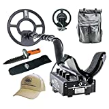 Whites TDI SL PI Relic Metal Detector GEARED UP Bundle