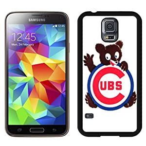 Chicago Cubs Black Best Sale Fantastic Samsung Galaxy S5 Cover Case