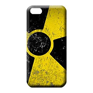 iphone 6plus 6p Excellent Colorful fashion mobile phone skins radioactive warning signs