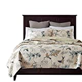 Best Comforter Cotton Bed Spread Quilts Sets Twin Size Coverlet Sets Daybed Bedding 2-Piece
