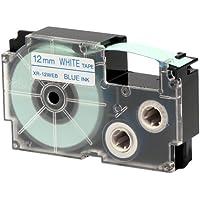CASIO XR-12WEB1 Label Printer, 0.04 kilograms