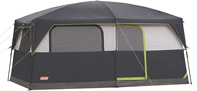 Coleman Prairie Breeze Cabin Tent For 9 Person