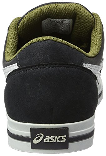 Asics Aaron, Zapatillas de Gimnasia Unisex Negro (Black/light Grey)