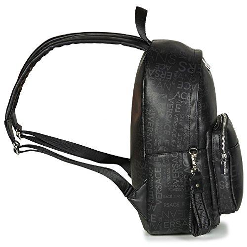noir dos à Sac Versace Jeans q4wIxPzH
