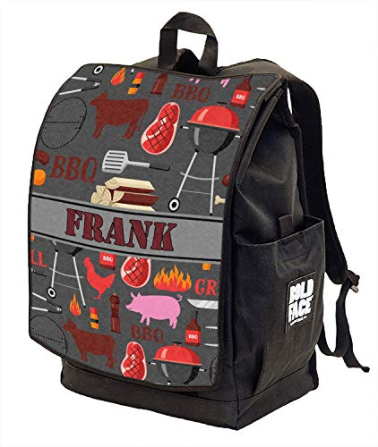 - Barbeque Backpack w/Front Flap (Personalized)