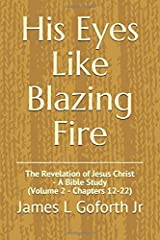 His Eyes Like Blazing Fire: The Revelation of Jesus Christ - A Bible Study (Volume 2 - Chapters 12-22) Paperback