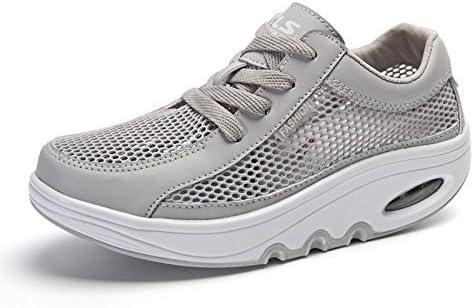 Mujer Sport zapatos scosso Sua Plataforma de zapatos Ascensor ...