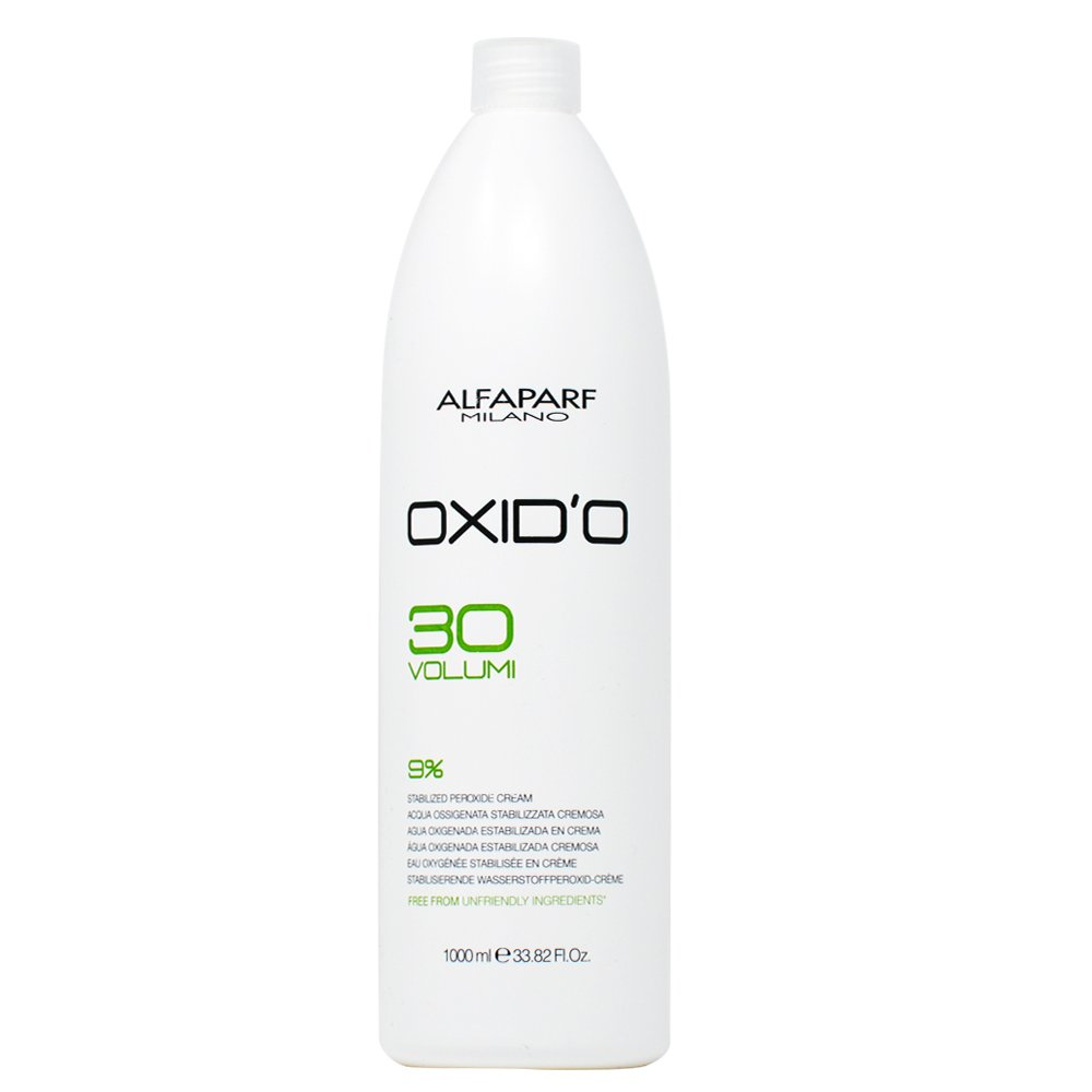 Alfaparf Milano Oxid'o 30 Volume 9% Peroxide Cream Developer - 33.82 oz by Alfaparf Milano (Image #1)