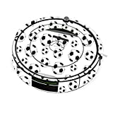 MightySkins Skin For iRobot Roomba 690 Robot Vacuum - Soccer Ball | Protective, Durable, and Unique Vinyl Decal wrap cover | Easy To Apply, Remove, and Change Styles | Made in the USA