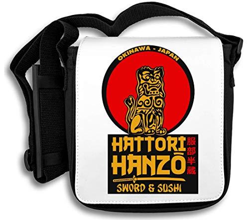 Borsa Tracolla Hattori Hattori A hanzo hanzo qXBtwx1gH