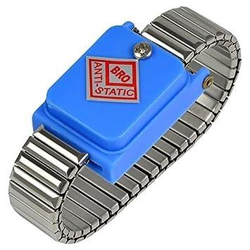 MENGS® Wireless Metall Antistatik Armband: Amazon.de: Computer & Zubehör