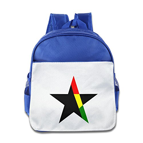 Alexander Cool Star Beautiful Kid's Preschool School Canvas Bag Shoulder Backpack Schoolbag