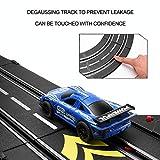 LINGLING Track Racing Toy Slot Car Vehicle Race