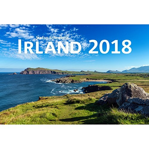 Irland 2018: Irland Panorama-Kalender
