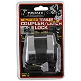 "Trimax TMC10 Deluxe Coupler/Door Latch Lock (fits couplers to 3/4"" span)"