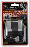 lock para autos - Trimax TMC10 Coupler / Door Latch Lock (fits couplers to 3/4