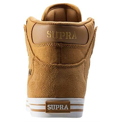 Supra Vaider Lc Sneaker Amber / Goud-wit