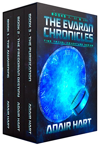 The Evaran Chronicles Box Set: Books 1-3 cover