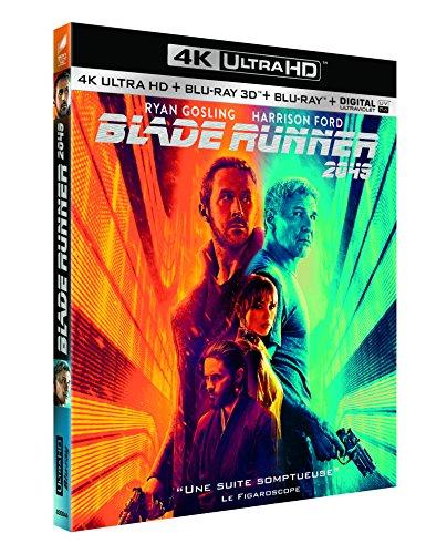 Blade Runner 2049 [4K Ultra HD + 3D Blu-Ray + Blu-Ray] France Version