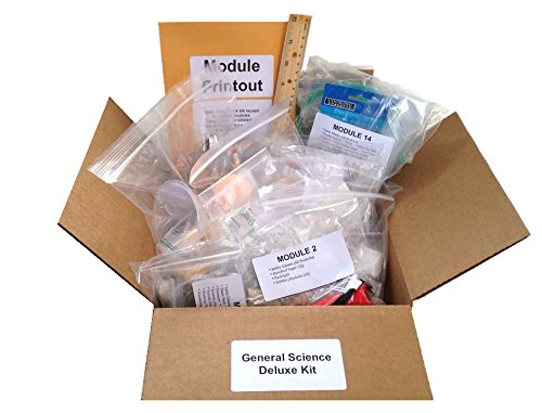 General Science Experiment Supplies Kit to accompany Apologia Exploring - Apologia General Science
