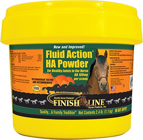 Fluid Action HA Powder - 2.4 pound (90 Day Supply) by Finish Line (Image #1)