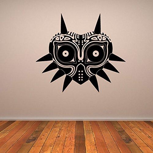Qqq26940 Máscara Majoras Zelda Tatuajes de pared Arte disponible ...