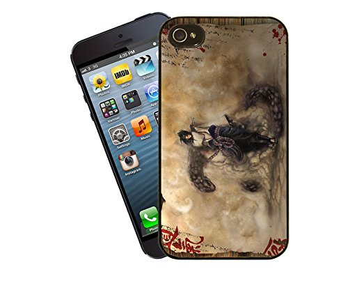 Samurai-Telefon-Fall - passen diese Abdeckung Apple Modell iPhone 4 / 4 s - von Eclipse-Geschenk-Ideen