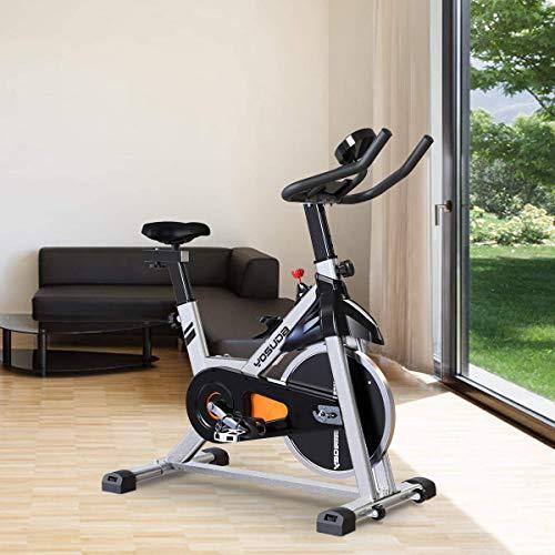 Yosuda Indoor Cycling Bike Stationary Cycle Bike With
