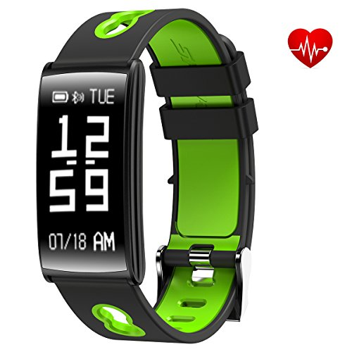 Smart Bracelet Intelligent Blood Pressure Monitors Green - 2