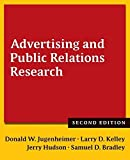 img - for Advertising and Public Relations Research by Donald W. Jugenheimer (2014-03-02) book / textbook / text book