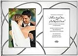Lenox Bridal Adorn Double Invitation Frame