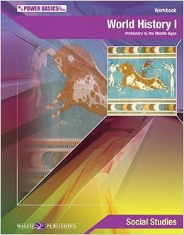 Amazon.com: Power Basics World History I: Student Workbook ...
