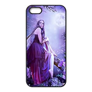 PCSTORE Phone Case Of Night Fairy for Iphone 5 5g 5s