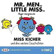 Miss Kicher und drei weitere Geschichten (Mister Men und Little Miss 2)   Roger Hargreaves