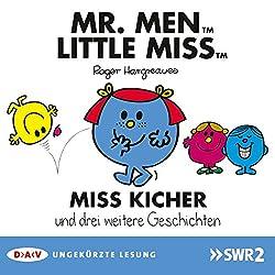 Miss Kicher und drei weitere Geschichten (Mister Men und Little Miss 2)