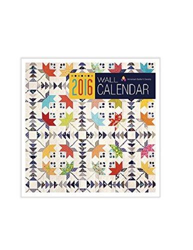 AQS 2016 Wall Calendar