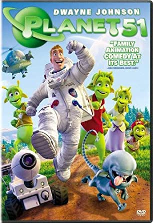 Amazon com: Planet 51: Dwayne Johnson, Seann William Scott: Movies & TV