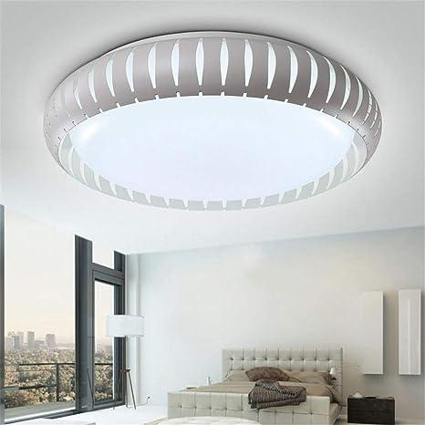 LNLW Lámpara del salón LED techo del dormitorio Lámparas de ...