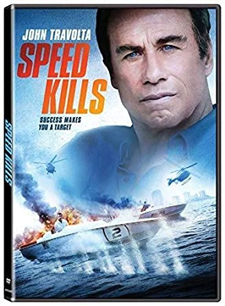 Amazon com: Speed Kills: John Travolta, Katheryn Winnick, Jennifer