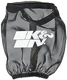 K&N RU-0510PK Black Precharger Filter Wrap - For Your K&N 25-1770 Filter